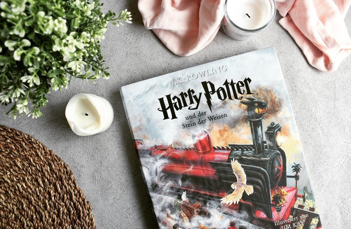 HERZENSBÜCHER #3 | J. K. Rowling - Harry Potter und der Stein der Weisen