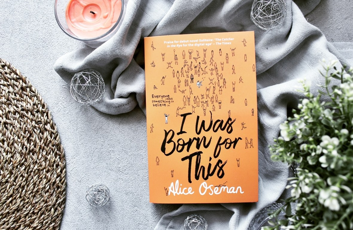 REZENSION | Alice Oseman - I Was Born For This