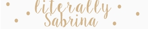 LITERALLY SABRINA -